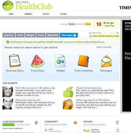 Times Health Club
