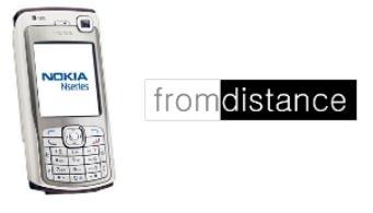 Fromdistance logo