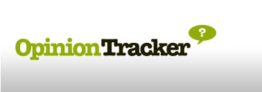 image of opinion tracker logo