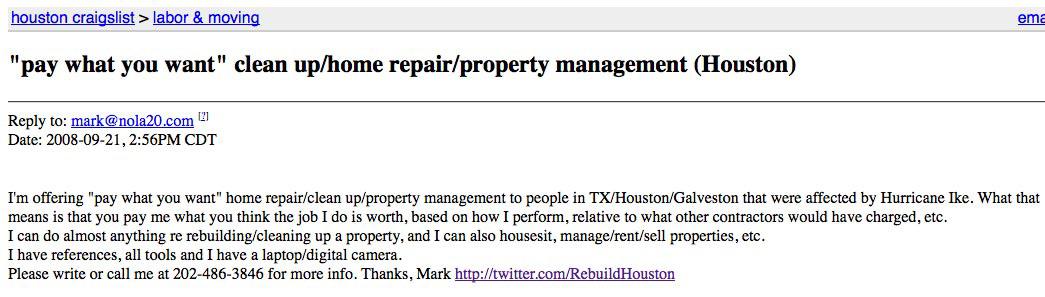 Craigslist Galveston Texas >> Houston | Editors Blog | Journalism.co.uk
