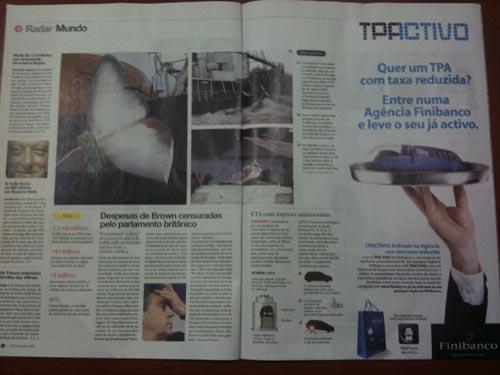 Portuguese newspaper i