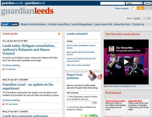 Guardian Leeds
