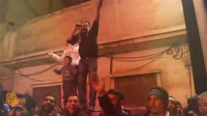 Al Jazeera transmite documentário sobre a revolta na Síria, filmado só com um iPhone