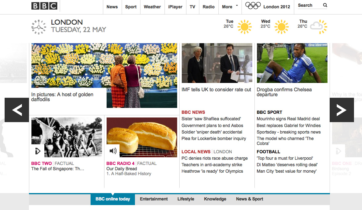 Media release: BBC com records 15m unique users across